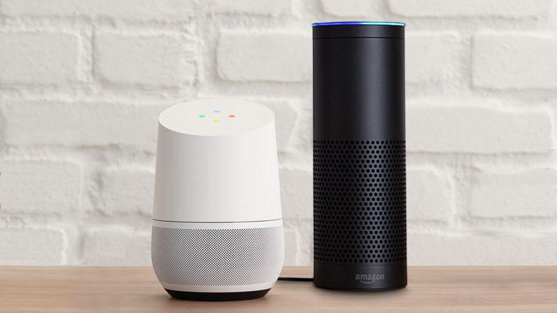 Google-home_Amazon-echo